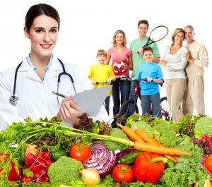 Nutrition en ligne pour toute la famille